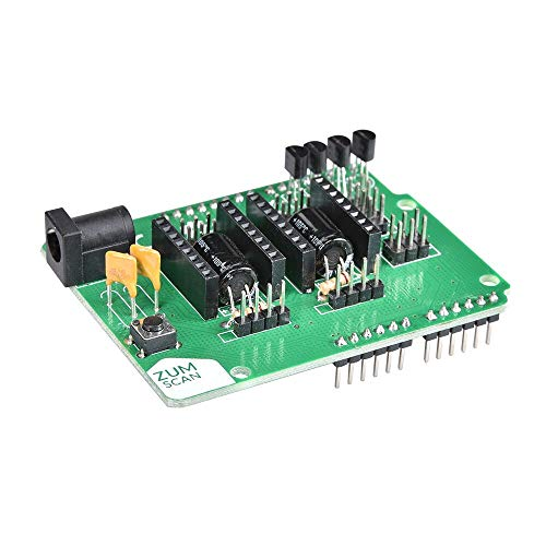 3D Scanner Board Kit Ciclop Expansion Board with A4988 UNO Controller Accessories for 3D Printer Electronic DIY kit - (Size: Type 1) by GIMAX (Image #5)