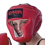 Carta Sport Spar Boxing Training & Practice Face Protection Head Guard Snr (Lar)