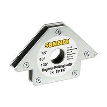 Sumner fabricación 781887 mediano ángulo soldadura Fixture: Amazon.es: Amazon.es