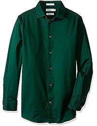 Amazon.com: Greens - Button-Down & Dress Shirts / Clothing ...
