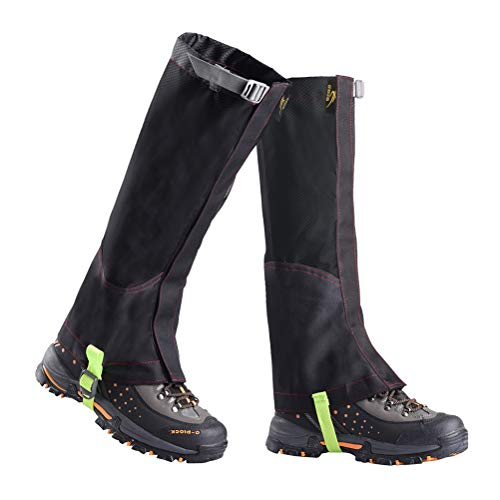 BioBio Leg Gaiters Waterproof Snow Boot Gaiters 600D for sale  Delivered anywhere in USA