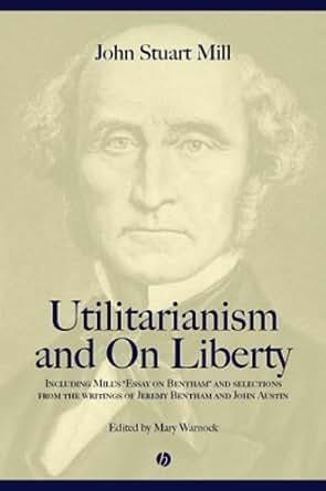 John Stuart Mill – On Liberty (Chap. 3)   Genius