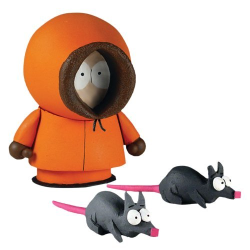 South Park Action Figure Classic Series 1 / Kenny