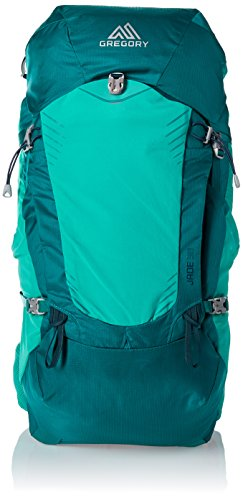 Gregory Mountain Products Jade 38 Liter Women's Backpack, Tropic Teal, Medium