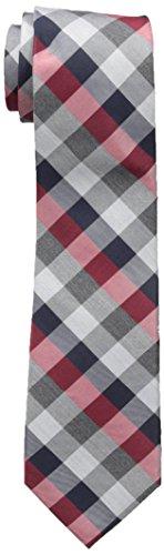 Ben Sherman Men's Plaid Check Tie
