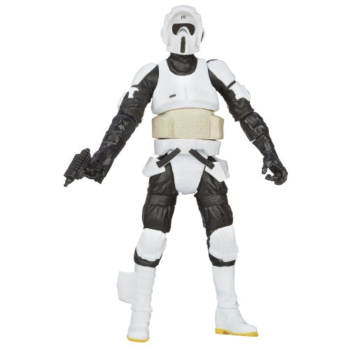 - Star Wars The Black Series Biker Scout Figure 3.75 Inches