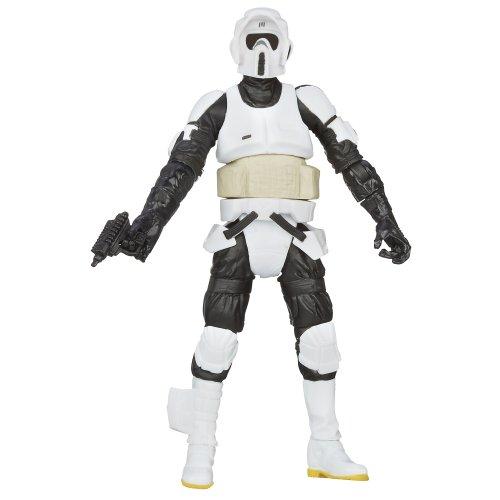 Star Wars The Black Series Biker Scout Figure 3.75 - Star Scout Trooper