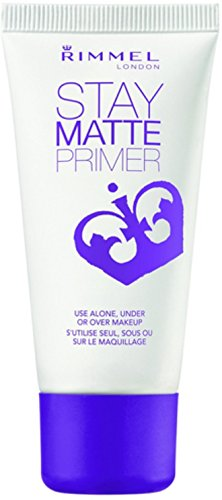 Rimmel Stay Matte Primer 0.09 oz Pack of 4