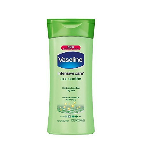 Vaseline Total Moisture Body Lotion - 4