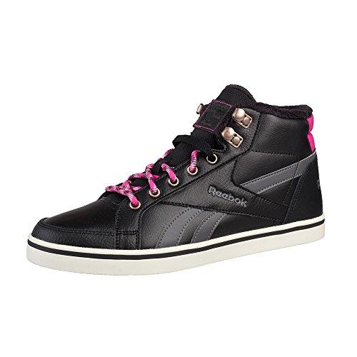 Grey Rage Chalk Rose Kewtee Ash para Zapatillas Negro Deporte Mujer MW de Royal Reebok Black 1BOqPP