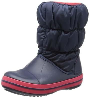 Amazon.com   Crocs Kids' Winter Puff Boot   Boots