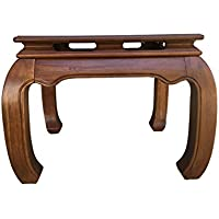 JWLC Imports 31 x 27 x 24 Ming Dynasty End Table