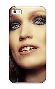Excellent Iphone 5c Case Tpu Cover Back Skin Protector Tarja Turunen Music