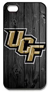 LZHCASE Personalized Protective Samsung Note 2/UCF Logo in Wood Background