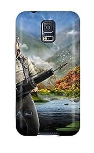 Fashion Bvjeepc3767qrAyn Case Cover For Galaxy S5(far Cry )