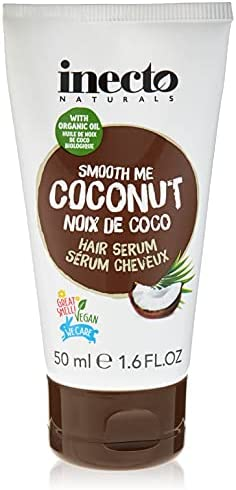 Inecto Naturals Coconut Olie Haarserum 50 ml
