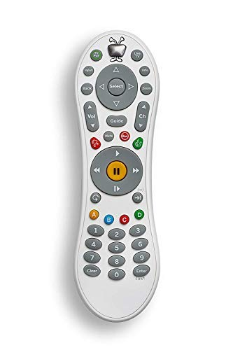 TiVo Bolt Remote Control, White (COO286) by TiVo