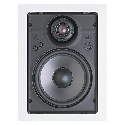"Niles HD6R 6-1/2"" 2-Way High Definition In-Wall Loudspeakers"