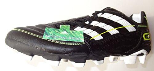 adidas - Botas de fútbol para hombre negro negro 10.5 UK