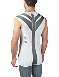 "<span class=""a-offscreen"">[Sponsored]</span>IntelliSkin Men's Foundation Newest VTank Posture Correction Sports Tank"