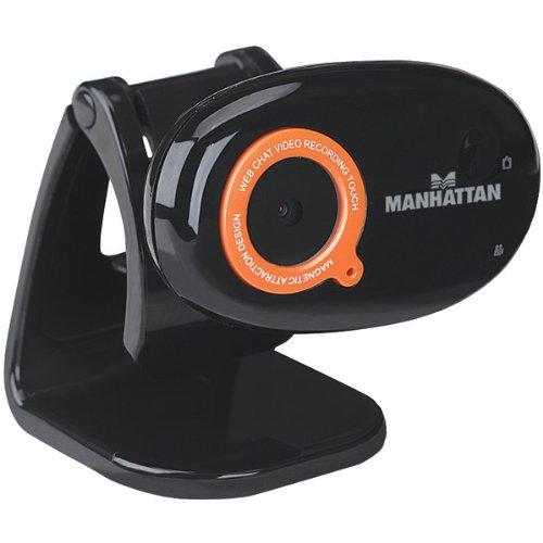 Manhattan 460545 7.6 Megapixel Widescreen High-Definition Web Cam