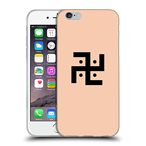 GoGoMobile Coque de Protection TPU Silicone Case pour // Q08370604 Religion 1 Abricot // Apple iPhone 7
