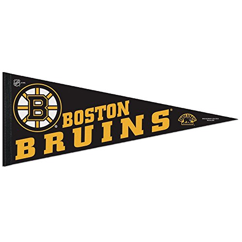 NHL Boston Bruins WCR63857913 Carded Classic Pennant, 12