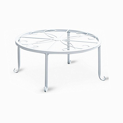 - Metal Potted Plant Stand 9