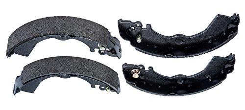 Dash4 B169 Bonded Style Brake Shoes