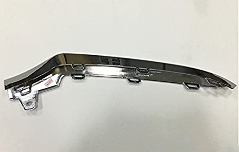 Front Bumper Chrome Trim Molding for Mercedes W212 E350 E400 E550 Left Side