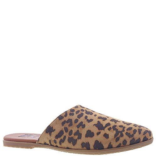 Billabong Cheetah - Billabong Women's Granada Mule Shoe, Cheetah, 8 Medium US