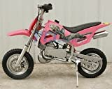 PCC DB49A 49CC 50CC 2-stroke Gas Motor Mini Dirt Pit Bike...