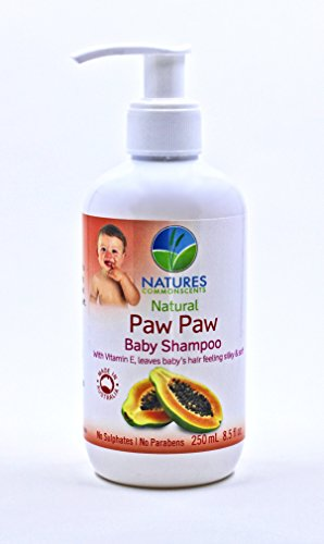 Natures Commonscents Natural Paw Paw Baby Shampoo