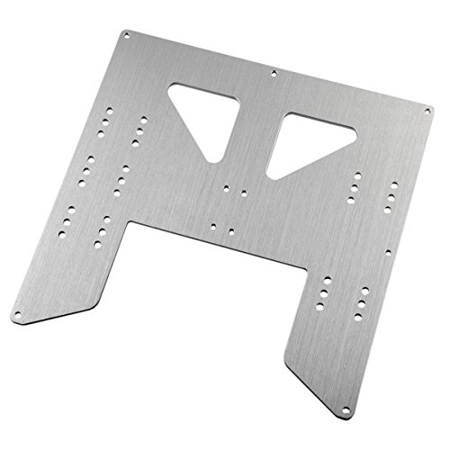 [Gulfcoast Robotics] Aluminum Y Carriage Plate Upgrade for Anet A8 3D Printer by Gulfcoast Robotics