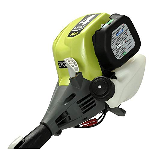 Ryobi 4 Cycle Straight Shaft String Trimmer