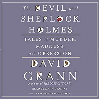 Amazon com: The Devil and Sherlock Holmes: Tales of Murder, Madness