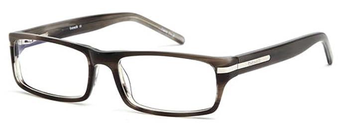 01544a813f Men s Square Silver Glasses Frames Prescription Eyeglasses Size 53-17-140