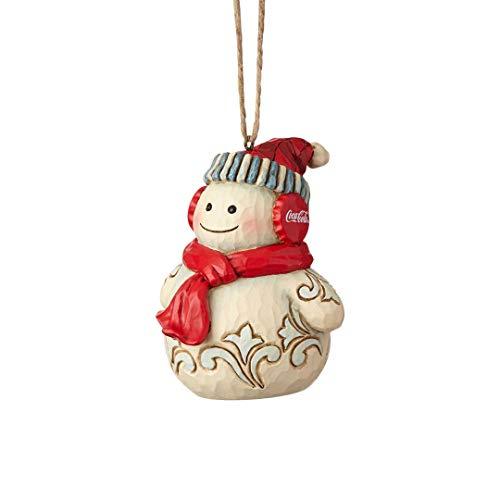 Enesco Jim Shore Snowman Ornament