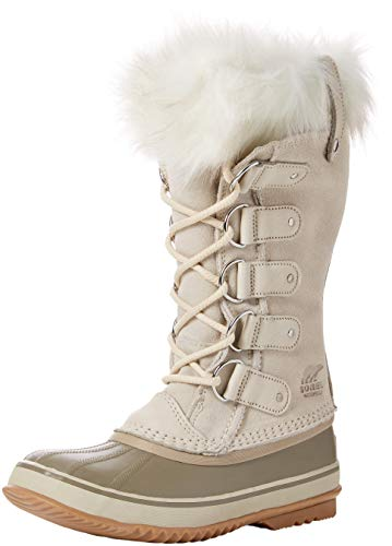- SOREL Women's Joan of Arctic Boots, Fawn, Off White, 7.5 M US