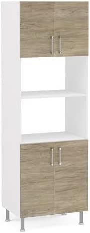 بوليتورنو ، خزانة للمطبخ ، من الـ ام دي اف ، متعدد الالوان - 170550