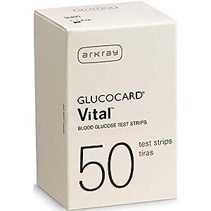Glucocard G Sensor 25 Tiras Reactivas Glucosa 8