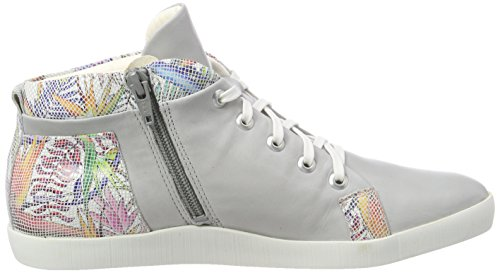 Think! Women's Seas_282977 Hi-Top Trainers Grey (Stahl/Kombi 19 Stahl/Kombi 19) discount exclusive under 50 dollars hot sale for sale clearance ebay kGnwlom