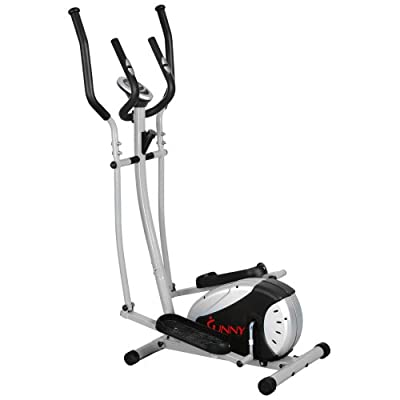 Sunny Health & Fitness Magnetic Elliptical Trainer from Sunny Distributor Inc