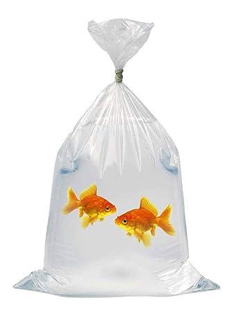 Amazon.com: APQ - Bolsas de plástico para pescado (100 ...