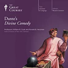 Dante's Divine Comedy Lecture by  The Great Courses Narrated by Professor Ronald B. Herzman, Professor William R. Cook
