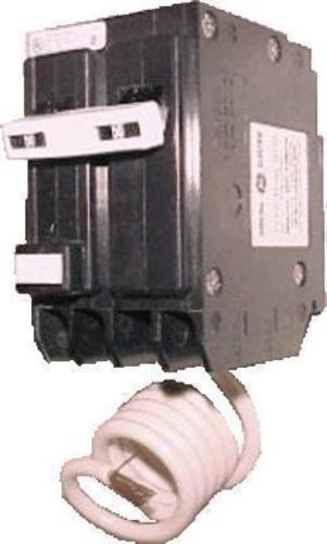 Thql2150gfp 2 Pole 120/240vac 10k Aic 50 Amp Gfci (50a Pole 2 Breaker)