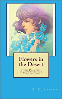 flowers in the desert play