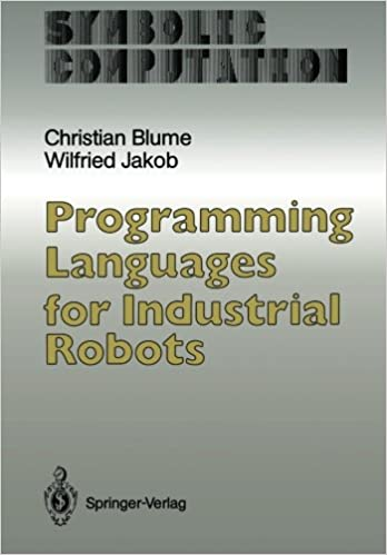 Programming Languages for Industrial Robots (Symbolic