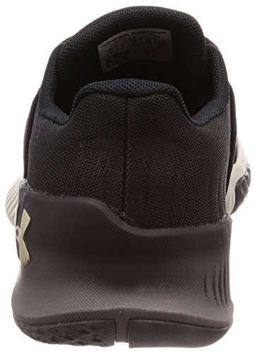 Under Armour Herren UA Ultimate Speed TRD Fitnessschuhe Schwarz (Black 001)