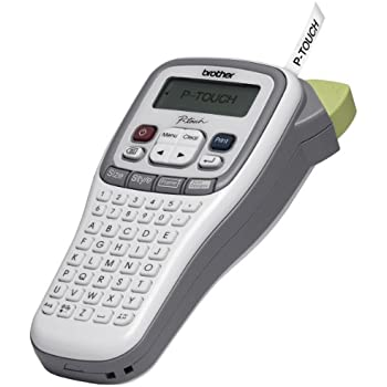 Brother P-touch Easy Hand-Held Label Maker (PT-H100)
